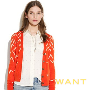 want - madewell sweater